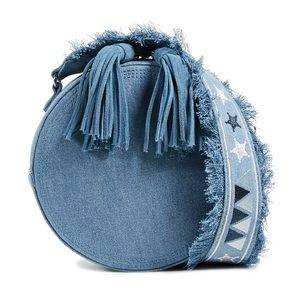 Studio 33 Bougie Circle Cross Body Bag in Blue